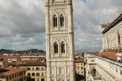Florence Duomo Tower
